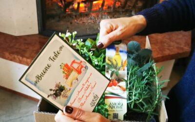 5 idee regalo per Natale che puoi fare con le aromatiche